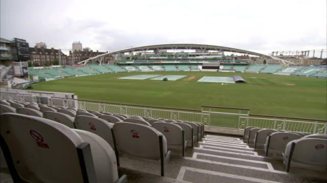 Empty Stadium Ferox Cricket